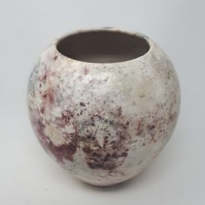 Breaghwy 3 Pit fired pot